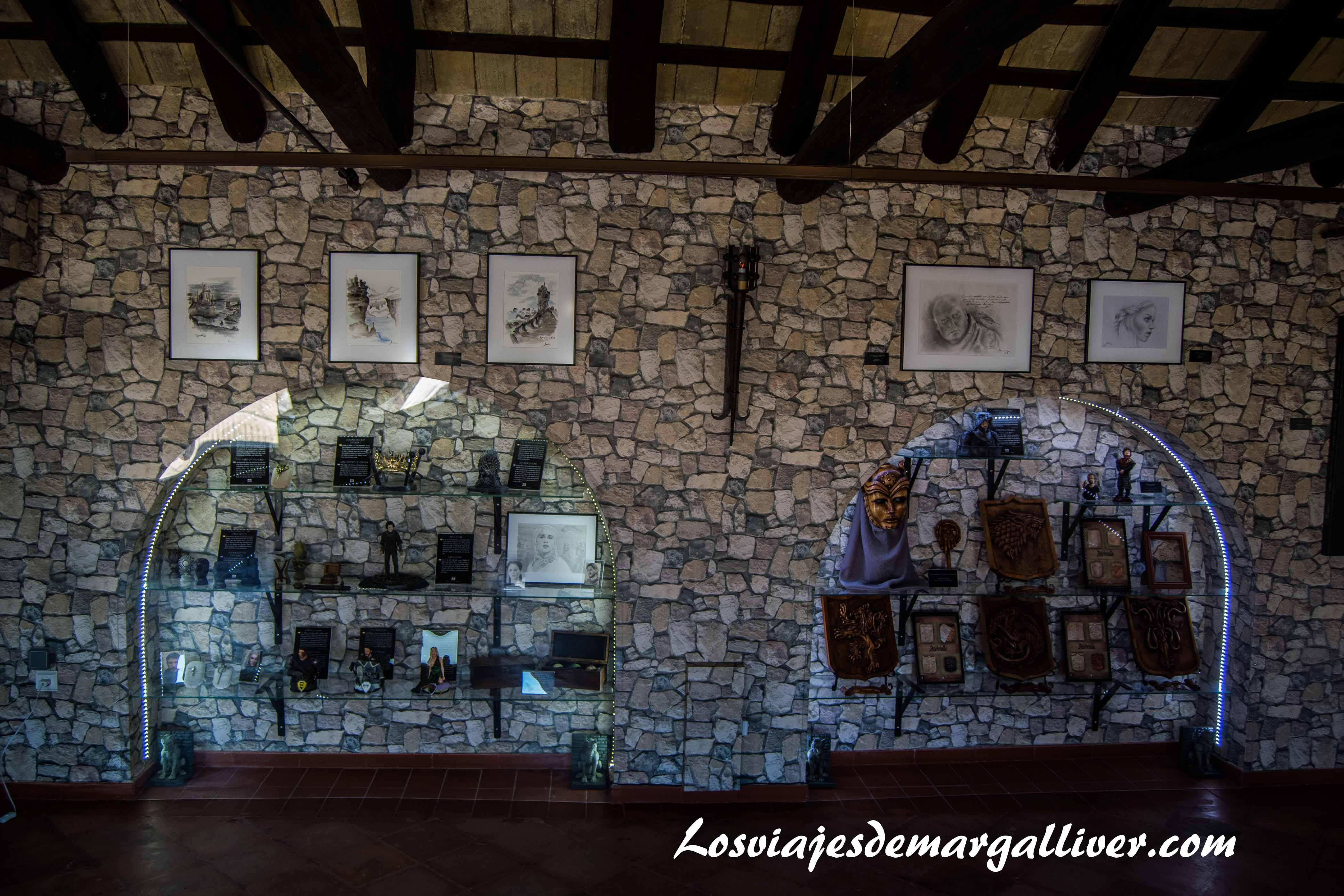 Museo de Juego de Tronos de Osuna , en la ruta de juego de tronos - Los viajes de Margalliver